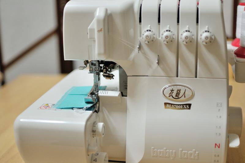 ロックミシン 衣縫人